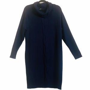 Lennie for nine Leonard XL purple sweater dress